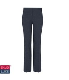 Girls Junior & senior slim fit trousers