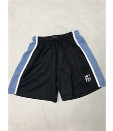 Boys Senior Contrast PE shorts