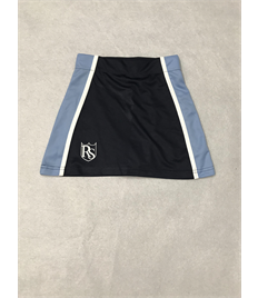 Girls Senior Contrast skort